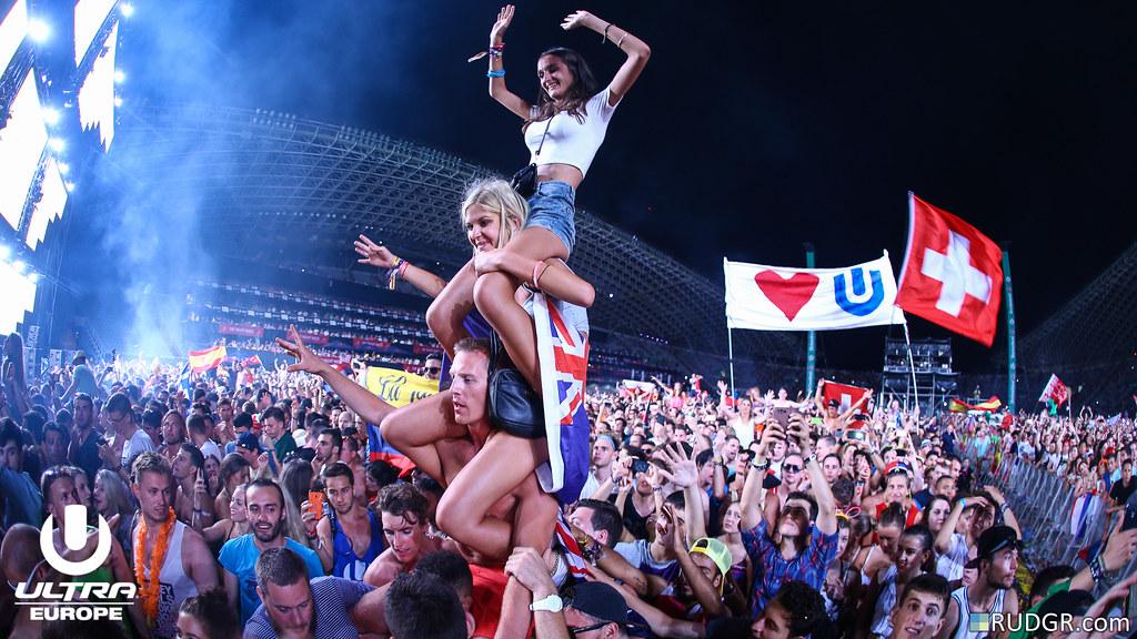 Ultra Europe 2015