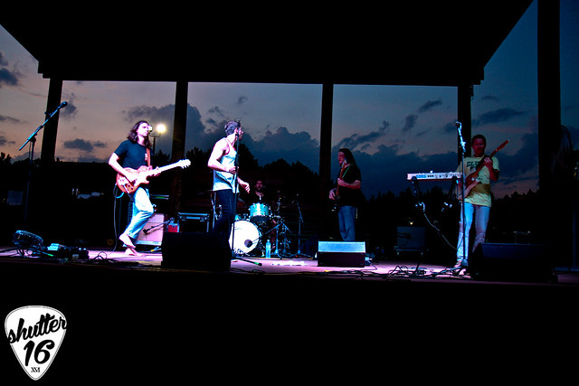 The Dead 27s at River Jam 2015