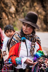 Andean Life - Mother and Son. #Andean #Pisaq #Cuzco #Peru #Portraitphotography