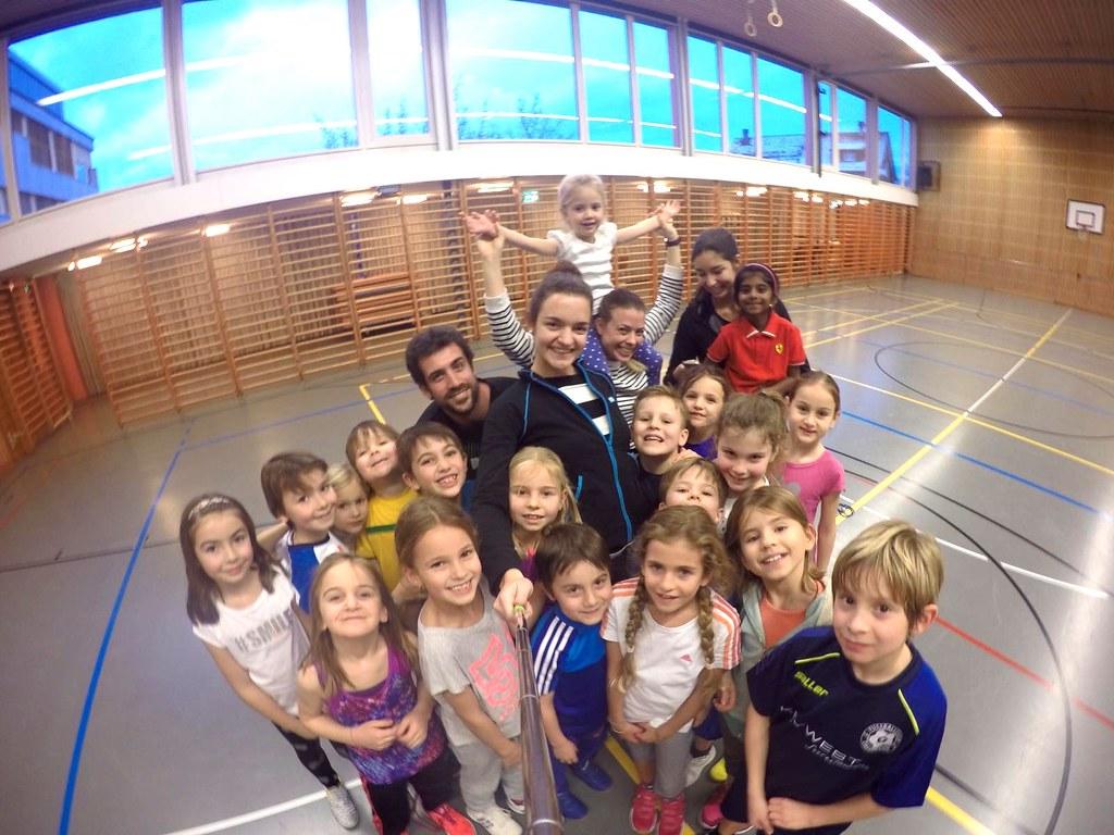 2015, November - Junioren-Hallentraining