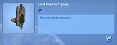 Lost Ruin Entryway