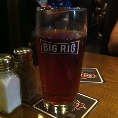 Big Rig Red. Great on a warm spring day. Very smooth and crisp.