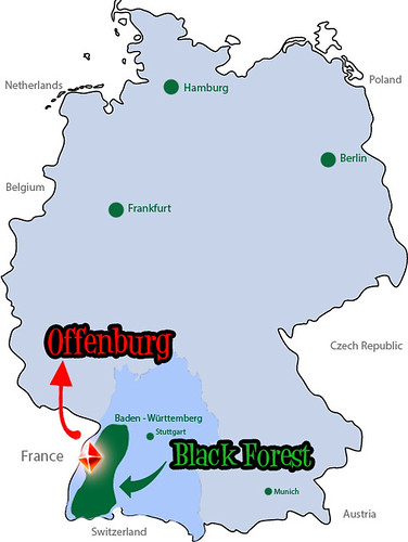 map-germany