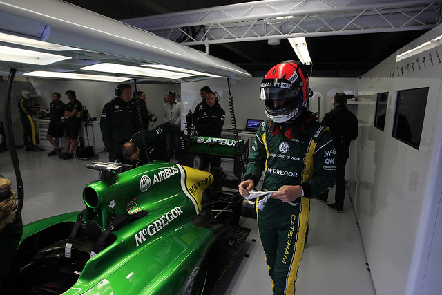 8982868708 5a72571a30 z Meet Caterham F1 Reserve Driver Alexander Rossi at K1 Speed!