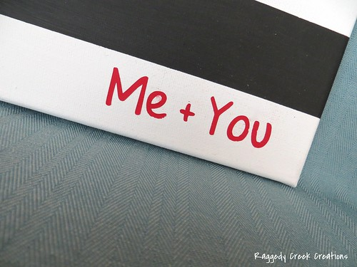 Me   You Canvas