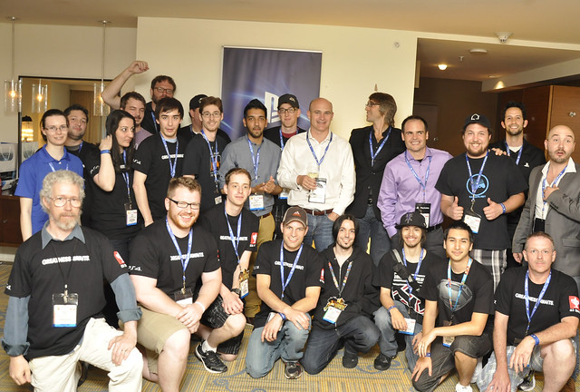 PlayStation MVPs at E3 2013