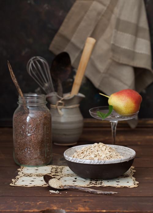 Pear Oatmeal 3