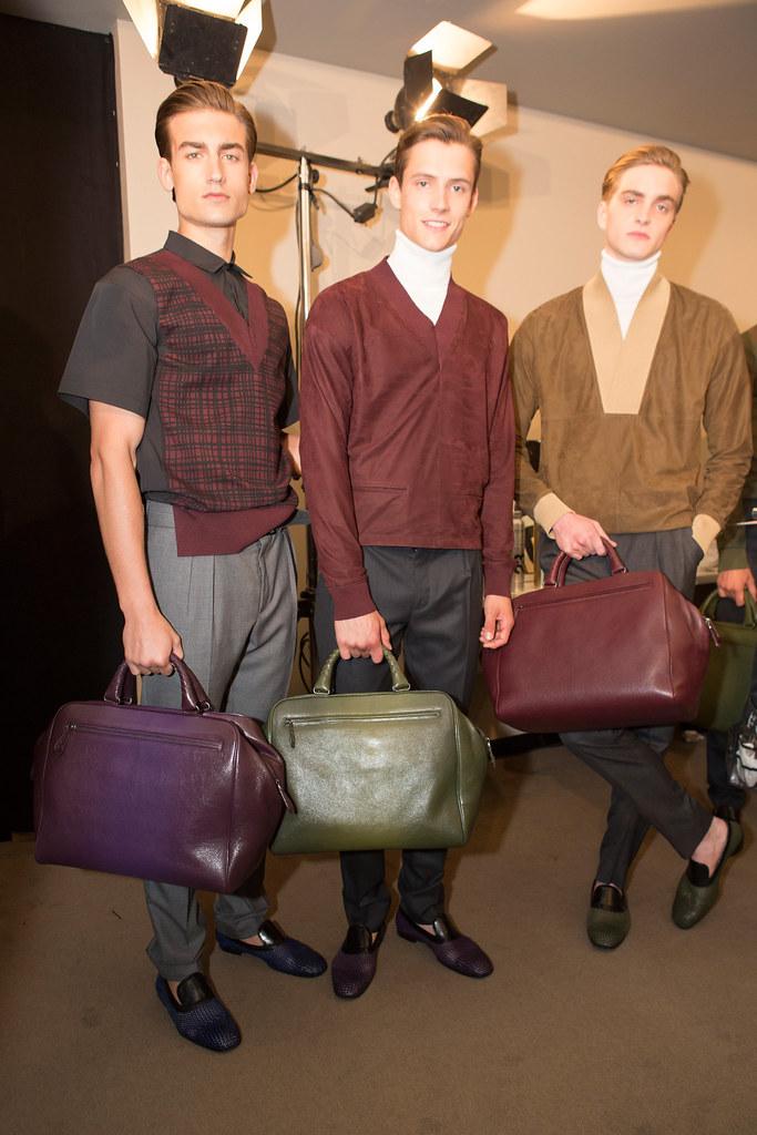 SS14 Milan Bottega Veneta093_Stefan Krunic,Florian Luger,Robert Laby(fashionising.com)