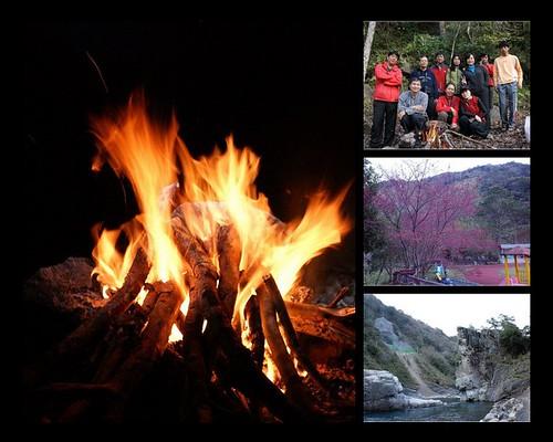 那一夜,我們升營火【新竹尖石】秀巒部落