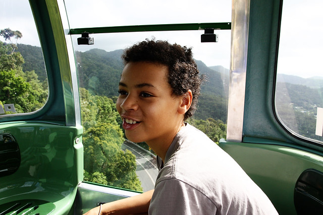 On the Sky Rail
