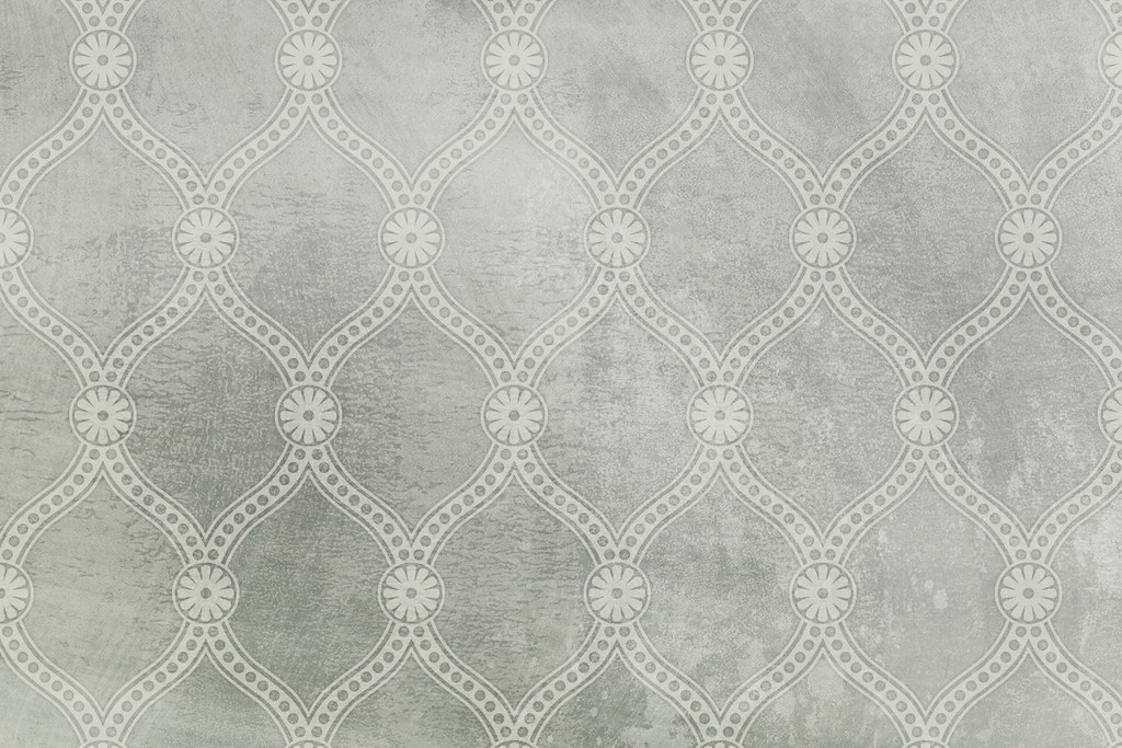 Simple Damask: Seamless Pattern (textured overlay example ...
