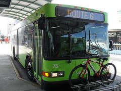 Bus con Bicicleta