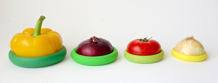 Food Huggers for your fruits and veggies