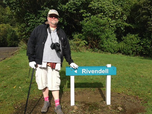 Jay on his way to Rivendell