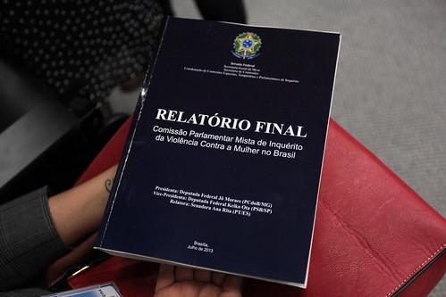 Relatório da CPMI da Violência contra a Mulher sugere ações ao Conselho Nacional de Justiça (Foto: Gil Ferreira/AgCNJ)