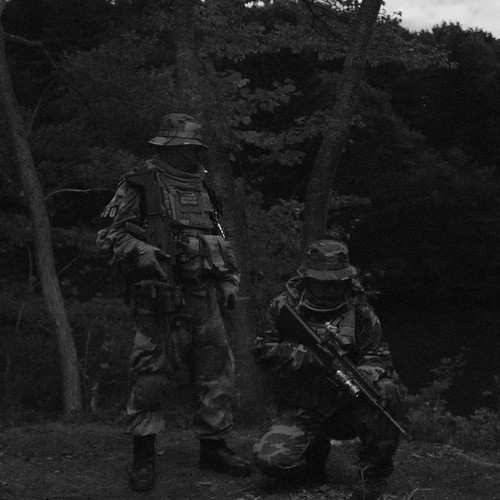Night battle training