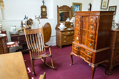 Antiques for Sale at Iron Gate Antiques and Restoration in Bluemont Virginia