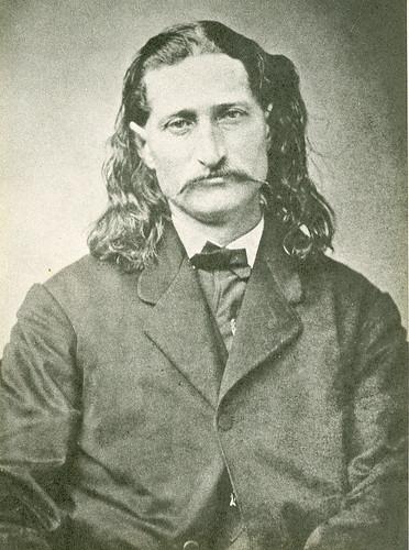 Wild Bill Hickcock, Calamity Jane and Deadwood