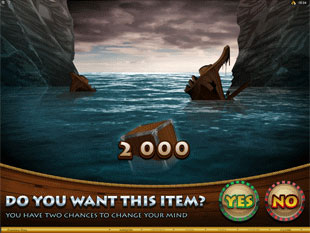 Shipwreck Bonus