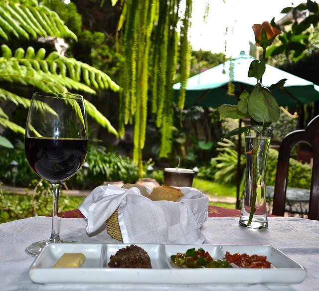 Romantic Getaway - Bread and Wine - Panza Verde