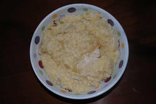 Slow Cooker Chicken and Millet (2)