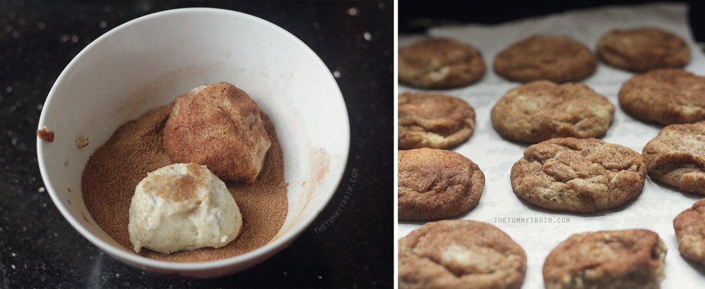 10028505056 cb2423ea74 b - Belated National Coffee Day Snickerdoodles