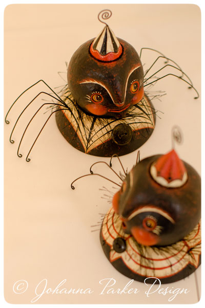Halloween-Spiders