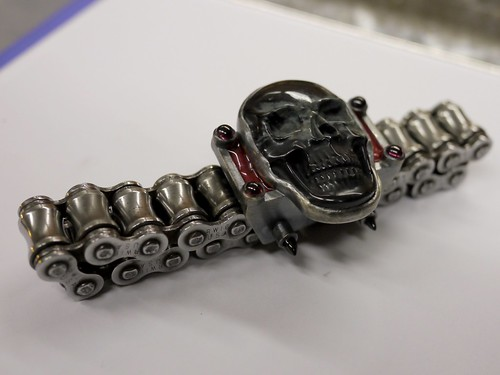 The Spoils of War - Tank Bracelet - 4