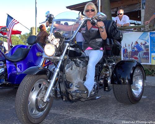 Custom Sportser Trike
