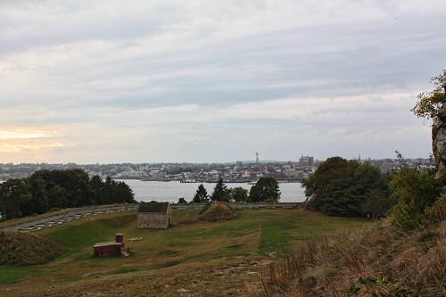 river fort connecticut thamesriver fortgriswold