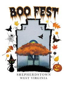 Boo!Fest Shepherdstown West Virginia