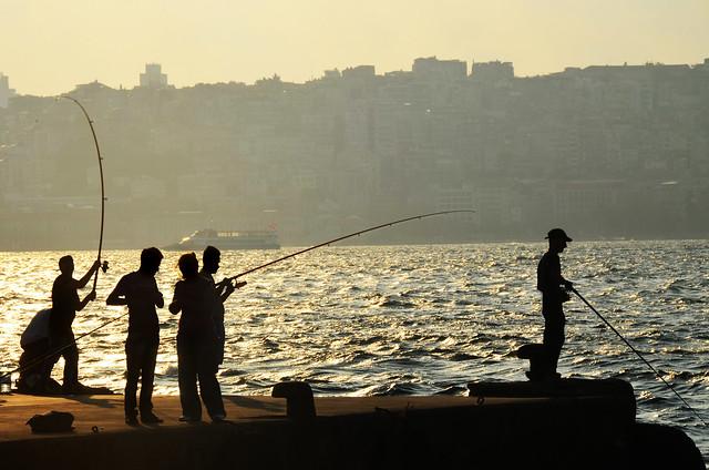 Pescadores de Uskudar