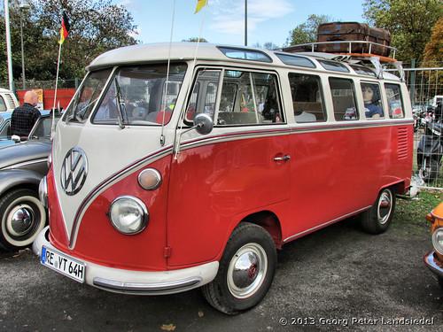 VW T1 Samba - Recklinghausen_0237_2013-10-26
