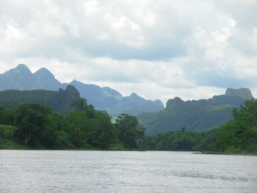 Nong Khiaw-Luang Prabang-bateau (12)