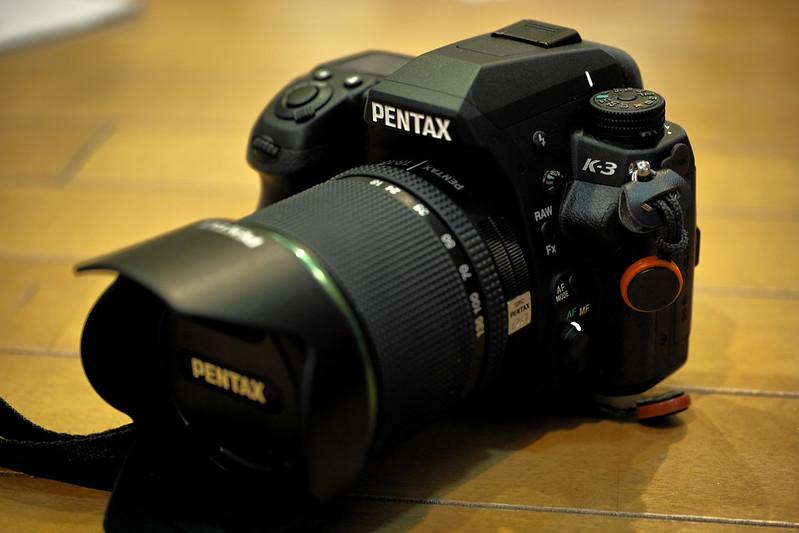 PENTAX Kー3 ファーストインプレッション:「PENTAX K-3」発売前タッチ&トライ ブロガーミーティング
