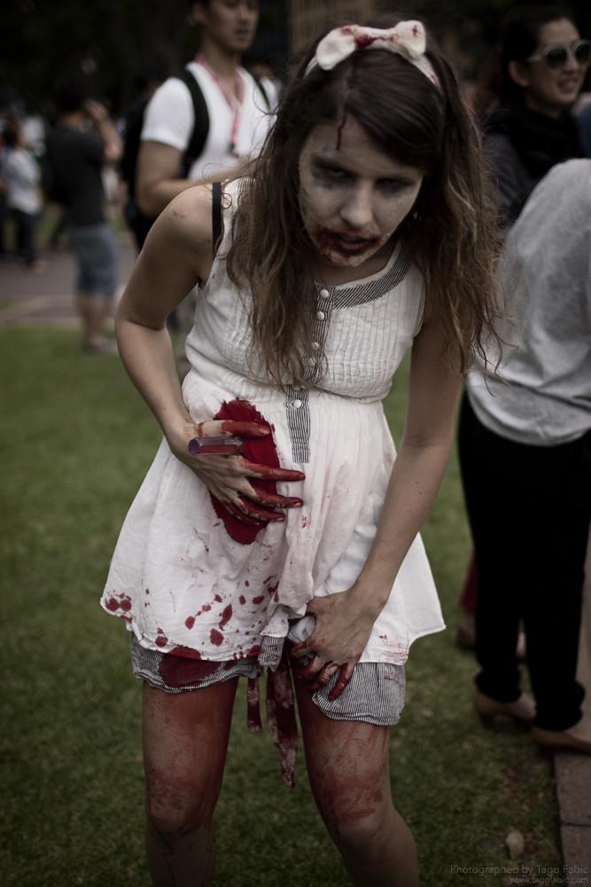 Sydney Zombie Walk 12