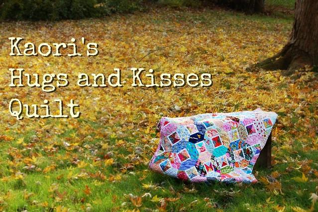 Kaori's Quilt Title Photo