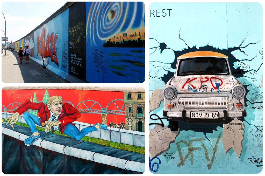 Berlin Wall Murals
