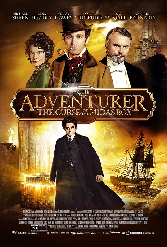 "Image Entertainment's ""The Adventurer: The Curse of the Midas Box"" - 2014"