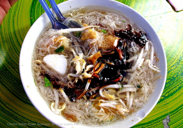 Cendol Bakar Kuala Selangor - soto power