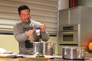 Roy Choi Cooking Demo