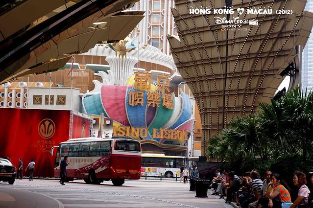 Day 3 Macau Grand Lisbon