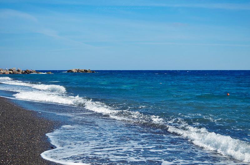 пляж на гоа анджуна фото