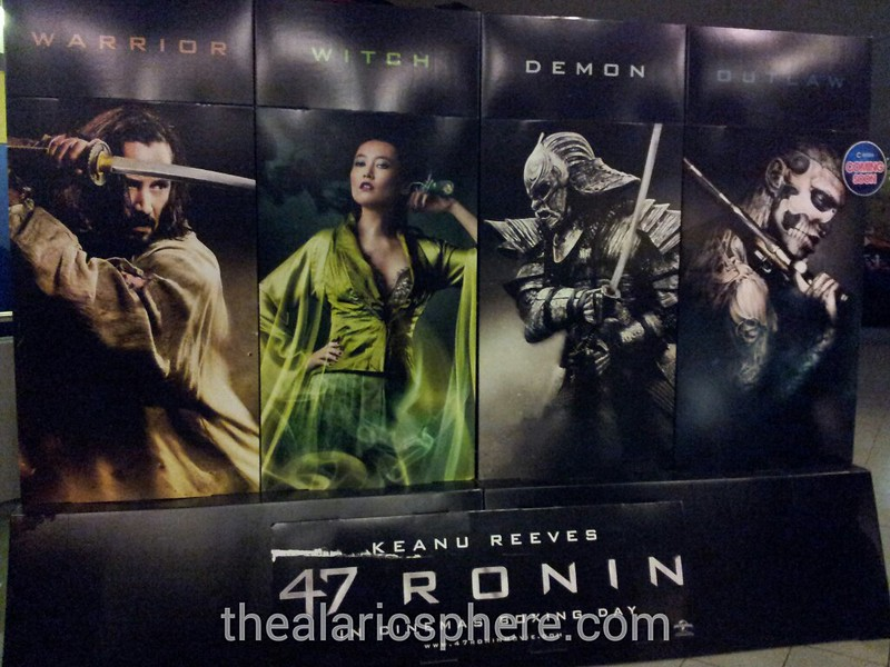 Movie Review] 47 Ronin Will Cut You Up | The Alaric Sphere