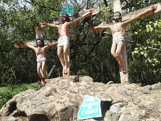 Crucifixion Sculptures