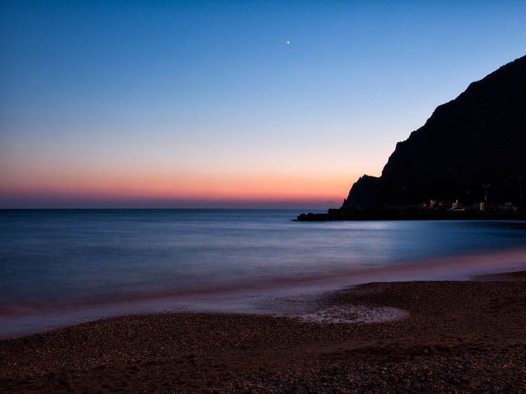 Sunset in Monterosso II