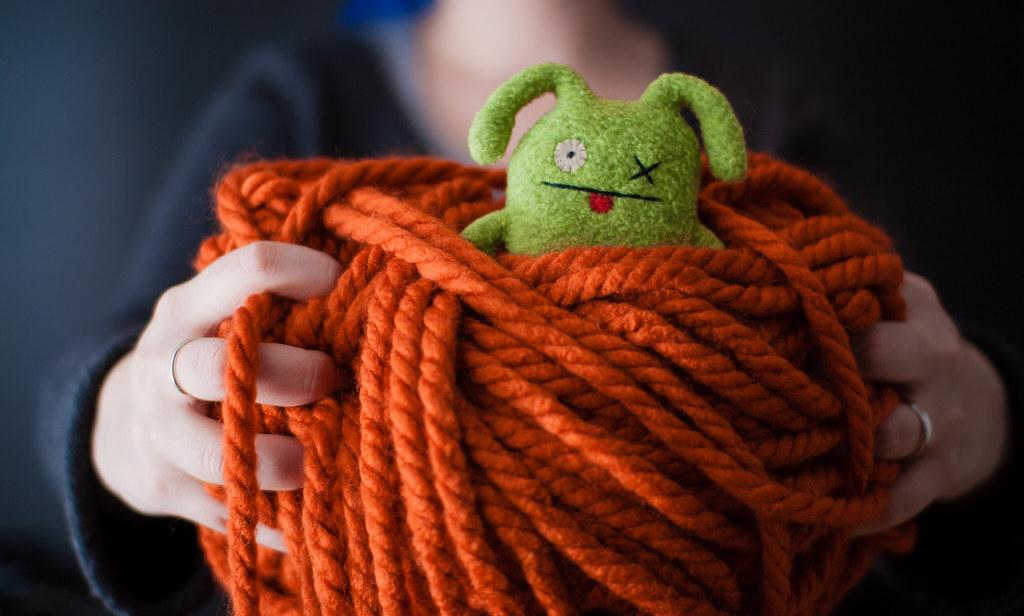 January Photo Challenge #19 : Something orange v2