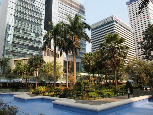 Charter Garden, Hong Kong