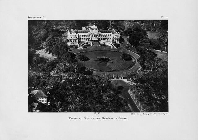 Palais du Gouverneur Général, à Saigon - Dinh Toàn quyền tại Saigon