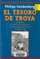 Philipp Vandenberg, El tesoro de Troya